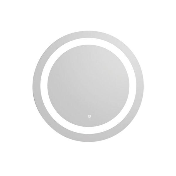 Снимка на Огледало с LED JX8165 с функция против мъгла